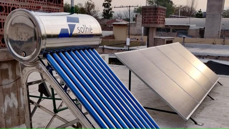 Solhé Carga Solar